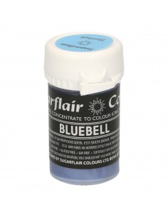 Colorante en Pasta bluebell Sugarflair