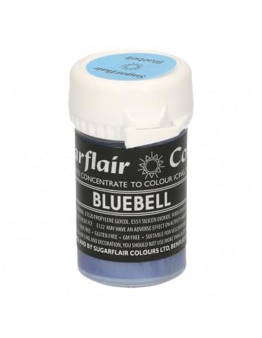 Colorante en Pasta bluebell Sugarflair