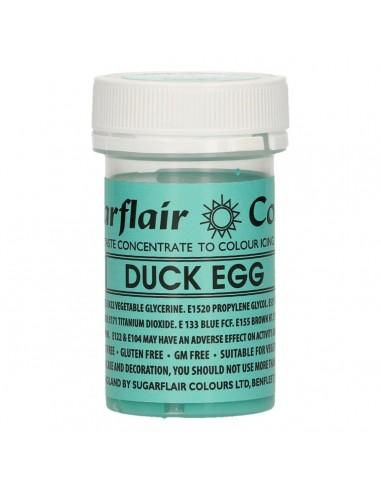 Colorante en Pasta azul duck egg Sugarflair