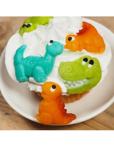 Dinosaurios De Mazapán