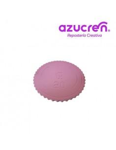 Base Tarta fina rosa 20 cm