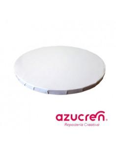 Base Tarta Redonda Blanca 35 cm