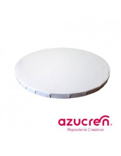 Base Tarta Redonda Blanca 25 cm