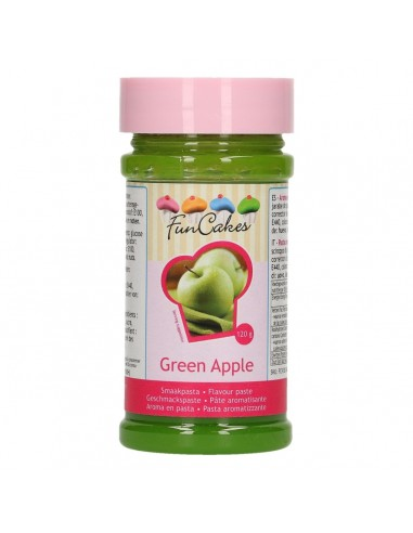 FunCakes Aroma en Pasta Manzana Verde