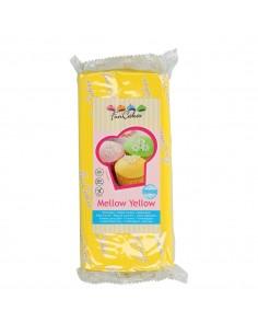FunCakes Fondant Amarillo 1 kg