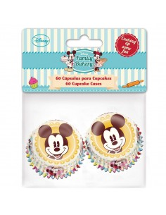 Mini Cápsulas Mickey Mouse