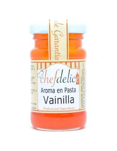 Vainilla en pasta ChefDelice