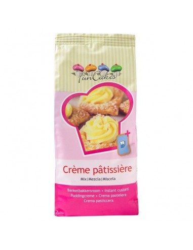 Preparado para crema pastelera