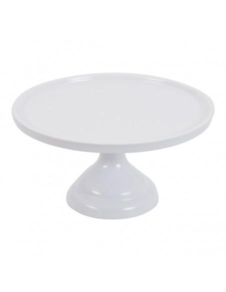 Stand melamina blanco 23 cm