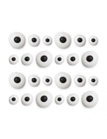 Ojos de azucar varios tamaños