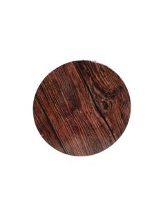 base tarta efecto madera
