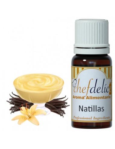 Aroma de Natillas ChefDelice