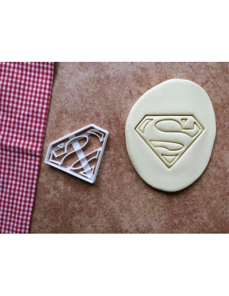Cortador logo Superman