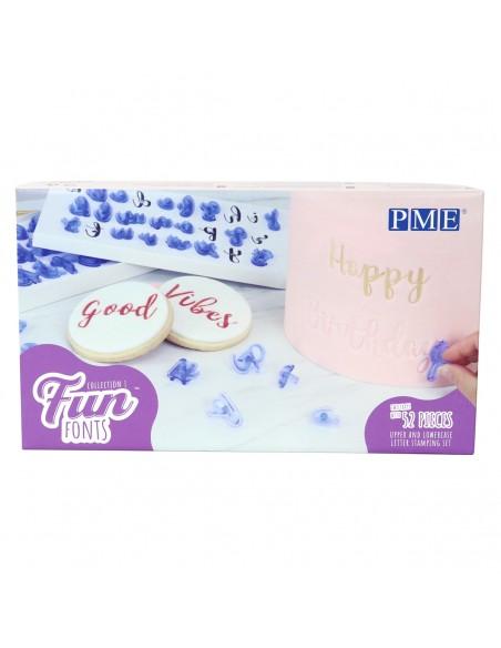 Marcadores letras mayúsculas y minúsculas PME