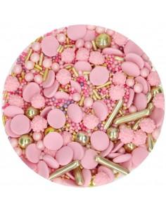 Sprinkles Medley Glamour Pink