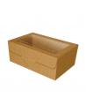 Caja para galletas Kraft