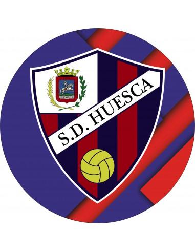 Papel de azúcar SD Huesca