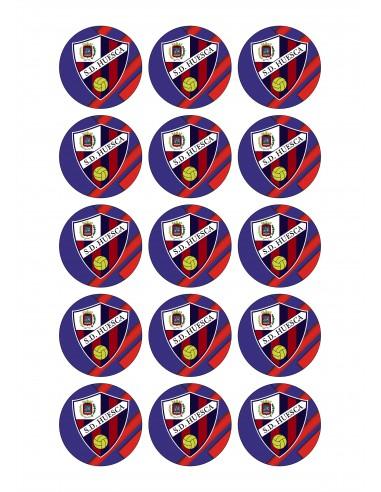 Papel de azúcar SD Huesca para galletas