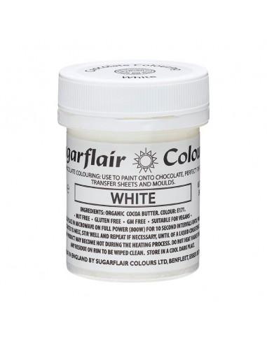 Colorante para Chocolate Blanco Sugarflair