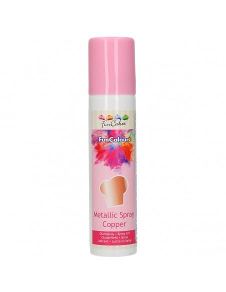 Spray Cobre FunCakes