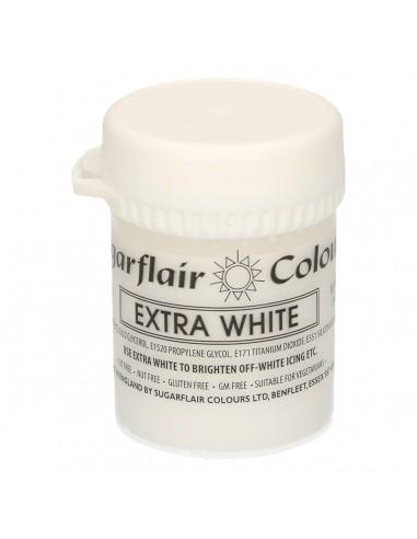 Colorante en Pasta Blanco Extra Sugarflair