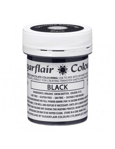 Colorante para Chocolate Negro Sugarflair