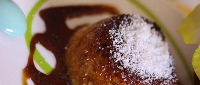 Flan de piña y coco (3)