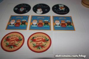 Galletas navidenas con papel de azucar(2)