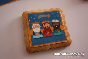 Galletas navidenas con papel de azucar(6)