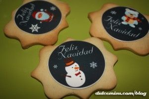 Galletas navidenas con papel de azucar(7)