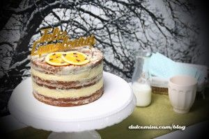 Naked cake de chocolate y naranja (12)