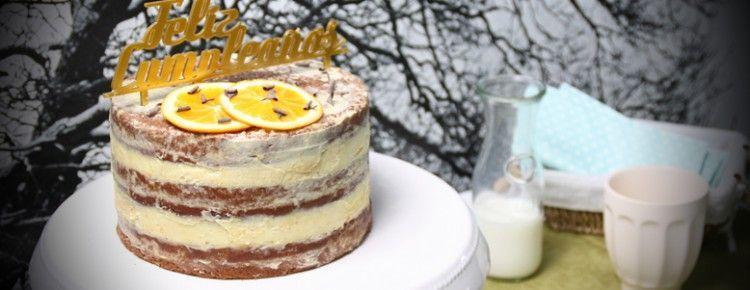 Naked cake de chocolate y naranja (12)