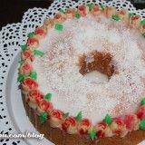 Angel Food de coco y sorteo de boquillas rusas