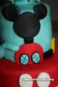 Tarta-Mickey-Mouse-de-fondant-(13)