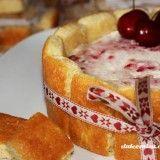 Tarta de cerezas y sobaos