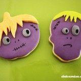 Como hacer galletas decoradas para halloween de monstruos paso a paso