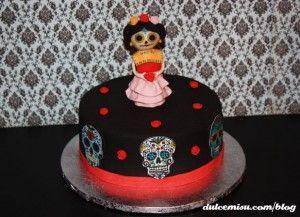 tarta-fondant-calaveras-mexicanas-30