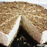 Tarta de Kit Kat sin horno
