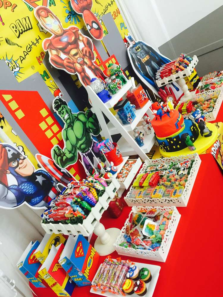 Ideas originales para mesas dulces de comuni n dulcemis - Dibujos infantiles originales ...