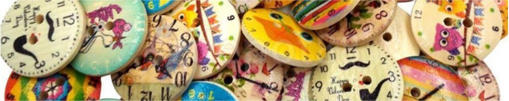Comprar botones y cintas para manualidades | Dulcemisú