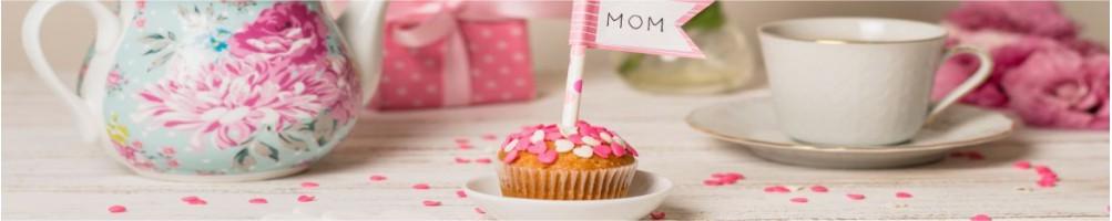 Comprar decoración de repostería para galletas y tarta día de la madre