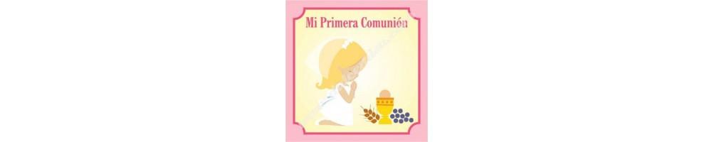 Comprar papel de azúcar para tartas de comunión | Dulcemisú