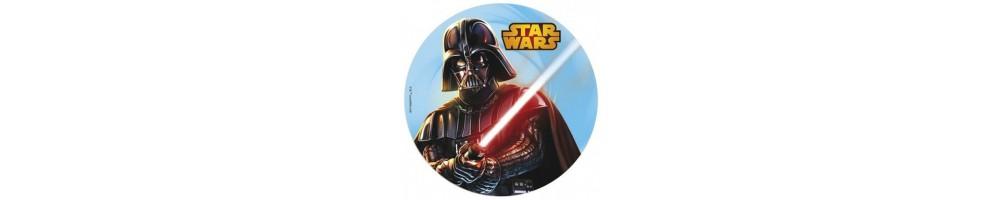 Comprar papel de azúcar de Star Wars| Dulcemisú