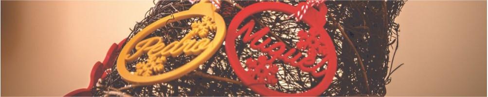 Comprar adornos navideños y decoracion de Navidad | Dulcemisú