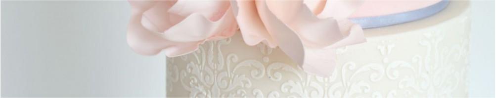 Comprar stencils o plantillas para decorar tartas online | Dulcemisú