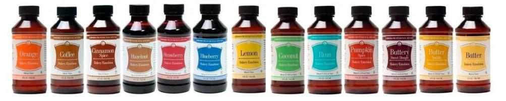 Comprar extractos y emulsiones de reposteria | Dulcemisú