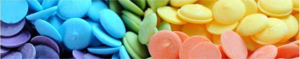 Comprar el chocolate de colores Candy Melts | Dulcemisú