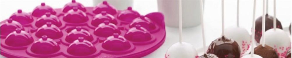 Comprar moldes Cake Pops originales | Dulcemisú