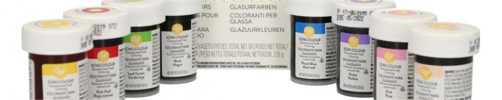 Comprar colorantes en gel Wilton online al mejor precio | Dulcemisú