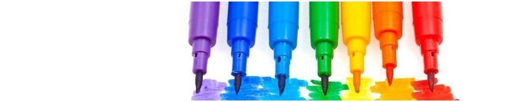 Comprar rotuladores y pinceles comestibles online | Dulcemisú